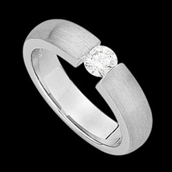 C446-18CT-WHITE-GOLD-EMERY-FINISH-RING