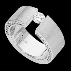 C811-18ct-white-gold-wide-emery-finish-ring