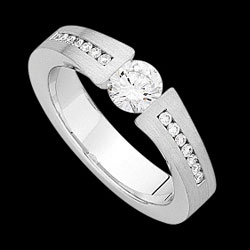 C910-18CT-WHITE-GOLD-RING