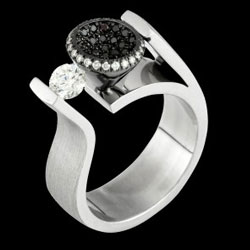 CONFUCIOUS-SAYS-18CT-WHITE-GOLD-RING