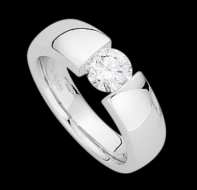 c869 - Diamond ring