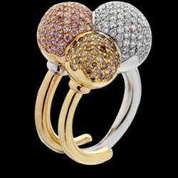 C653-–-THREE-WISE-MEN-18CT-WHITE-YELLOW-AND-ROSE-GOLD-RING